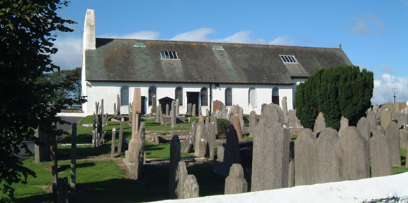 Malew Church, Isle of Man